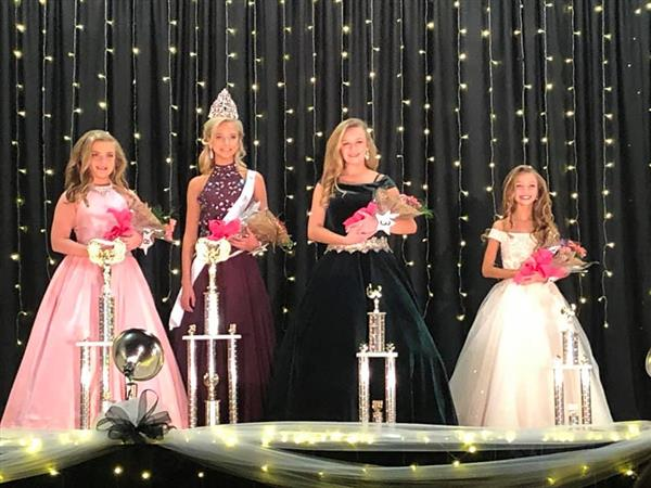 CMS Junior Pageant Winners Pic