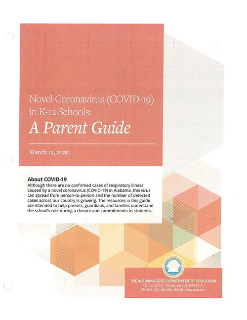 A parent guide to COVID-19